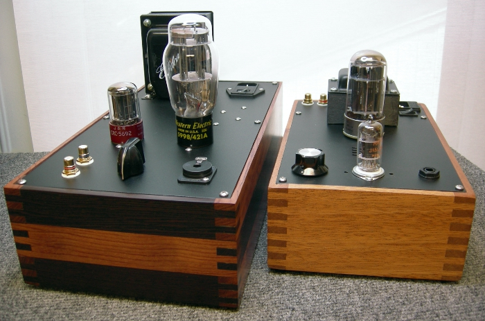 OTL Headphone Amps
