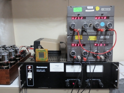 tctubes test rig power supplies