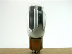 RCA 5R4 / 5R4GY - ST bottle, brown base