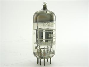 Mullard 12AT7 / ECC81 - IEC label