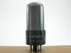 RCA 6V6GT - gray glass