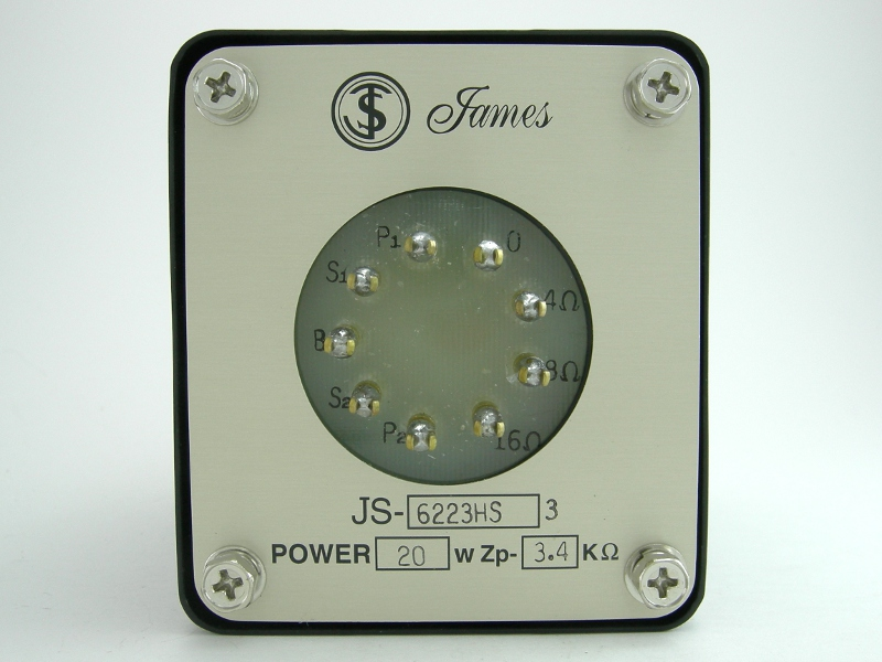 James Audio JS-6223HS Push-Pull Output Transformers